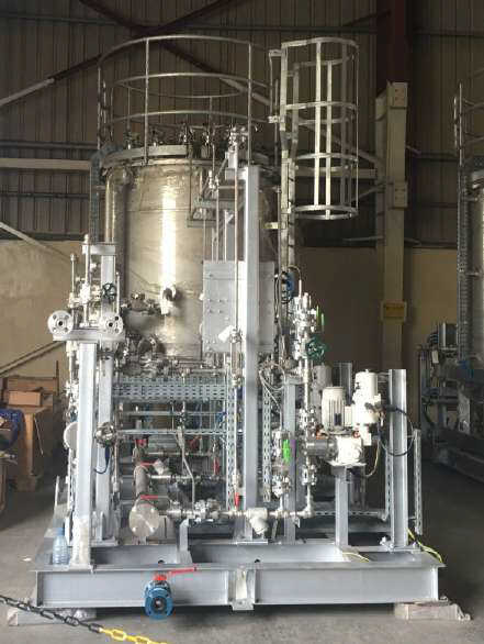 Corrosion Inhibitor Injection Skid Package